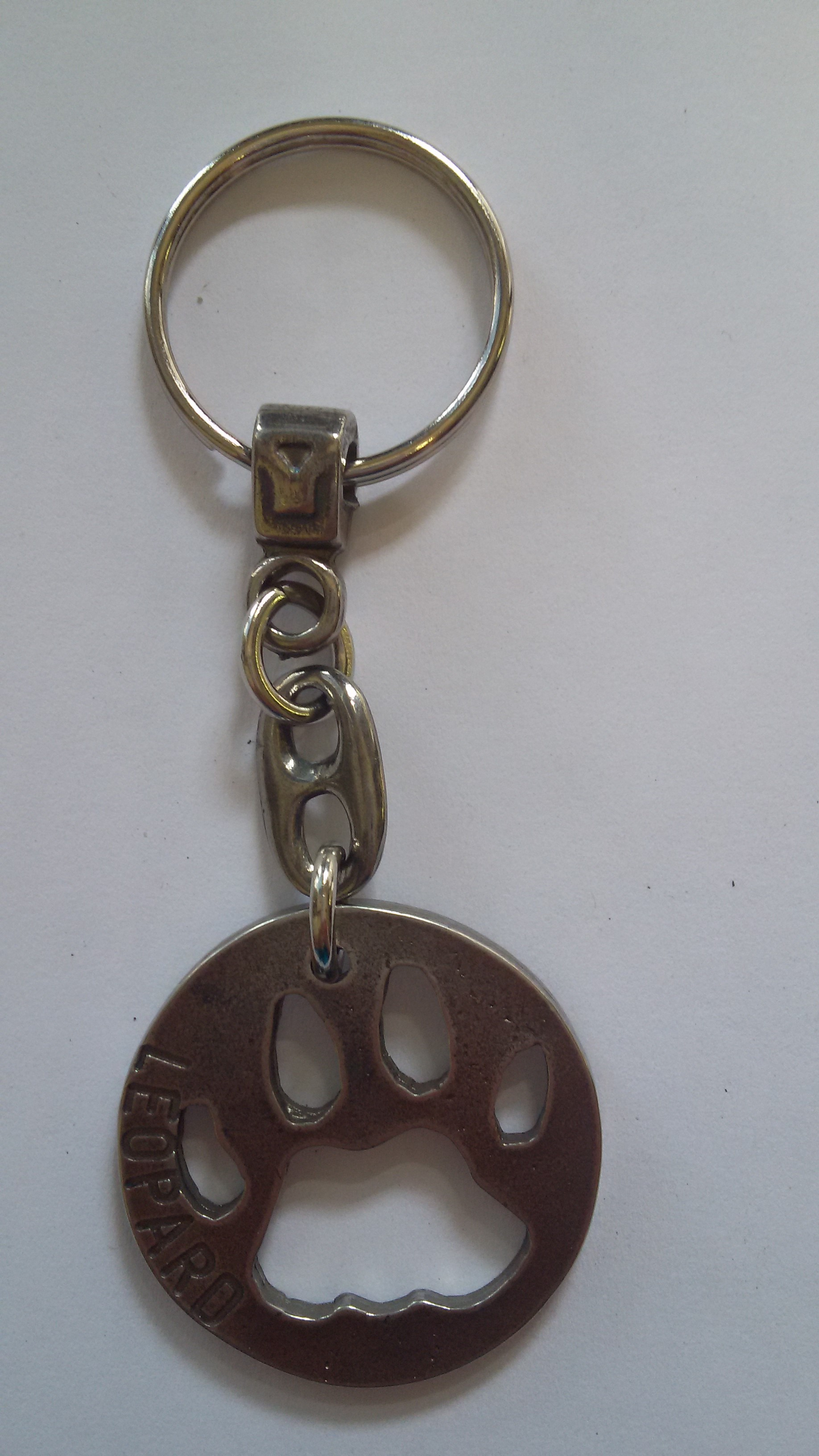 Hollow Paw Key Rings
