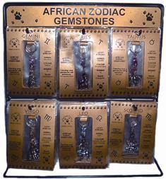 Zodiac Key Ring Stand