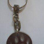 Hollow Paw Key Rings