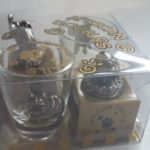 Shot Glass Sets in PVC Packaging