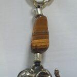 Gemstone Key Rings
